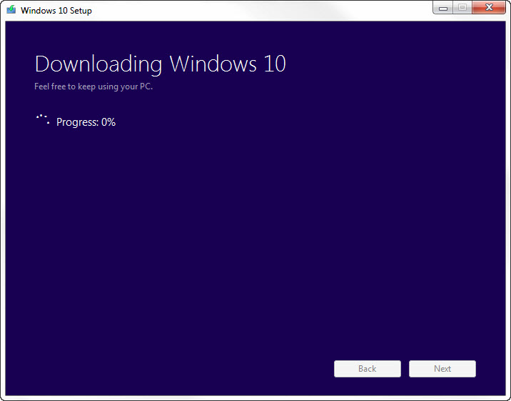 how to download windows 7 from computer to disc