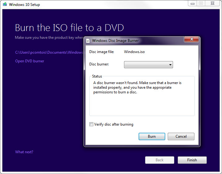 how to make drive writable window 10