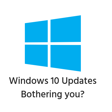 Manage your Windows 10 updates!